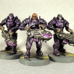 Tempest Elites with Pulse Cannons