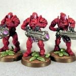 Tempest Elites with energy launchers