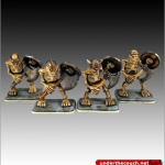Dwarf King Skeleton conversions