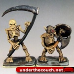 Skeleton Comparison